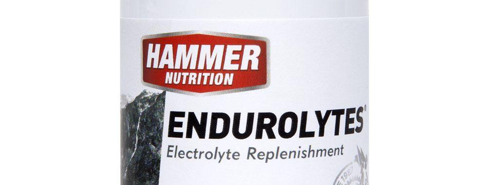 Endurolytes® 120 cápsulas.