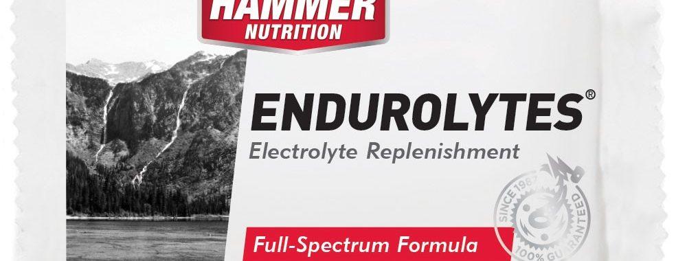 Endurolytes® 4 cápsulas.